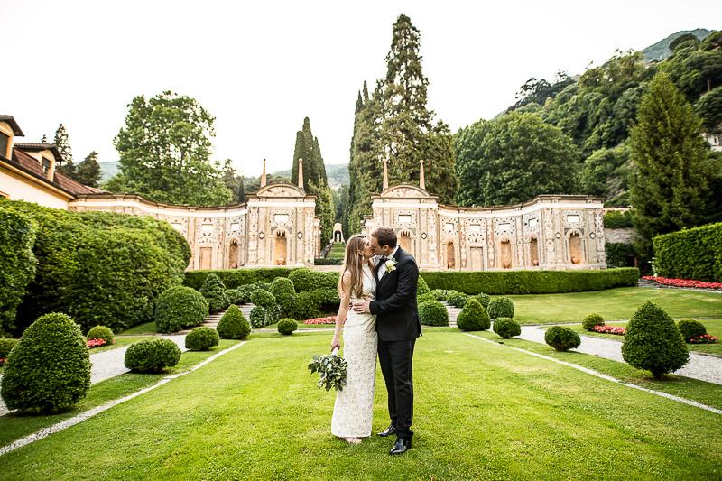 Matrimonio Villa D'Este Como