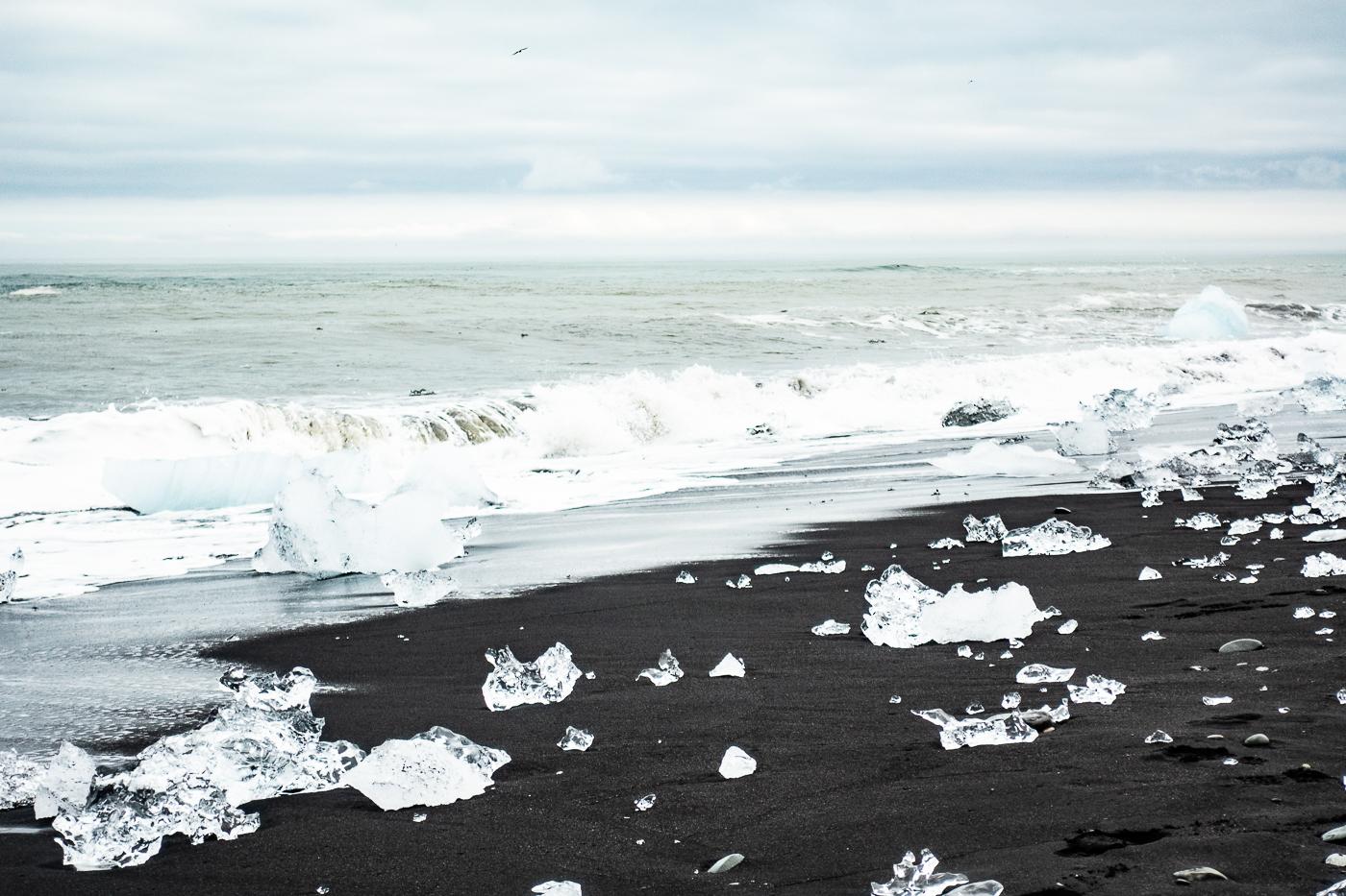 Fotografie Islanda