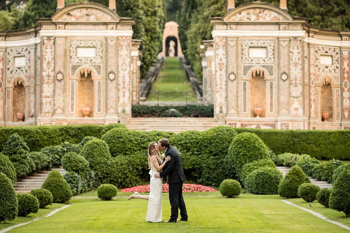 Fotografo matrimonio Villa d'Este