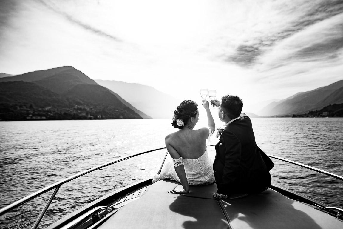 Fotografia di matrimonio Como