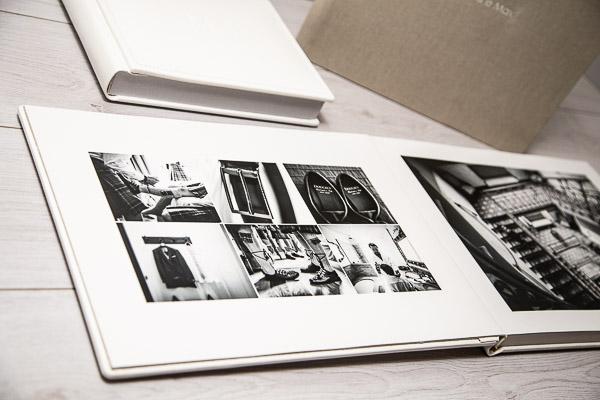 Album libro interno
