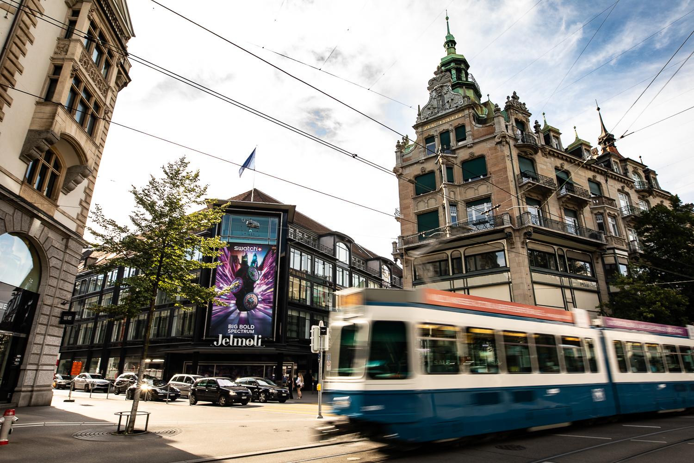 Tram Zurigo