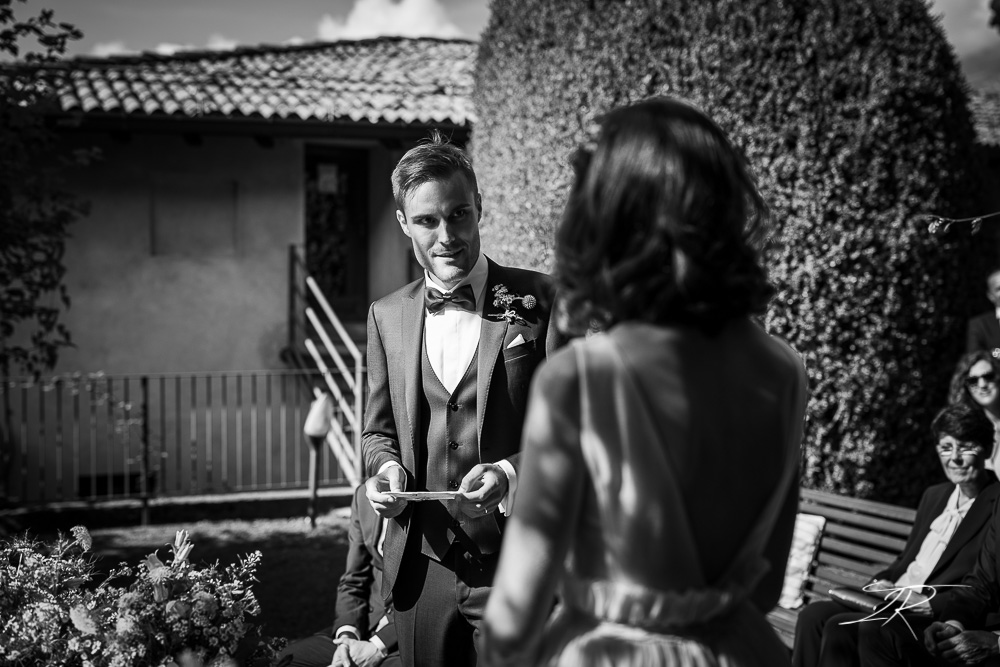 Belle fotografie di matrimonio