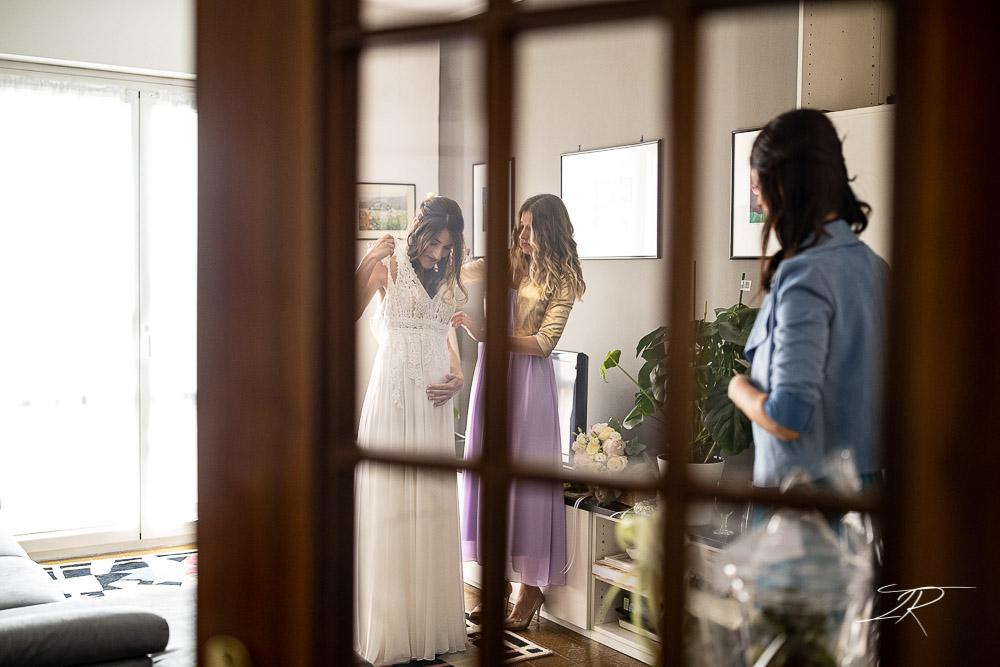 Preparazione matrimonio